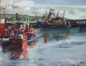 lizzie-black-cornish-artist-mousehole-gallery-penwith