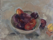 Plums Lizzie Black