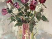 Roses Lizzie Black