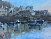 Morning in Mousehole