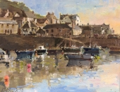 Early Morning, Mousehole